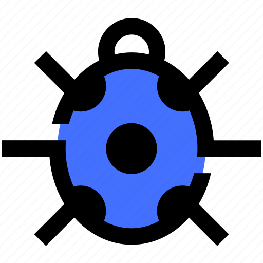 computer, data, information, security, technology, virus icon