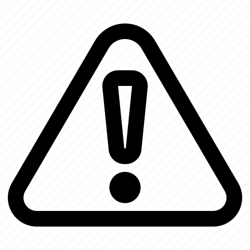 computer, data, information, internet, security, technology, warning icon