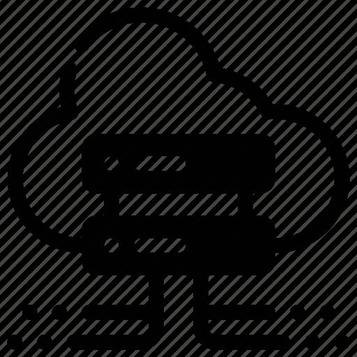 Backup, cloud, server icon - Download on Iconfinder
