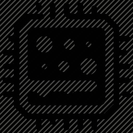 Cpu, hardware, microchip, processor icon - Download on Iconfinder