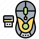 cursor, device, mouse, usb, wireless