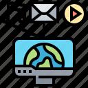 communication, media, multimedia, network, social