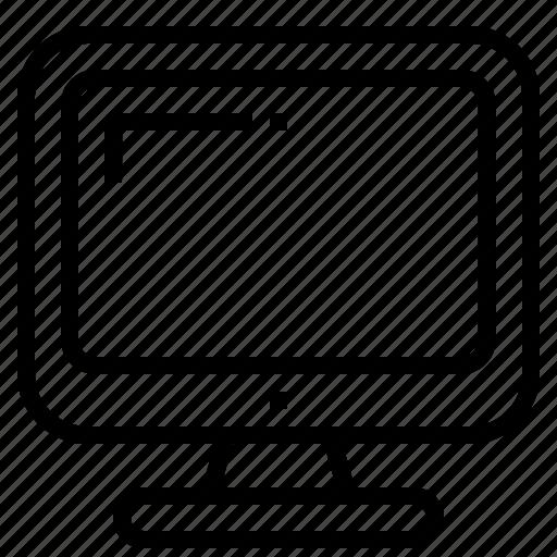 Computer, desktop icon - Download on Iconfinder