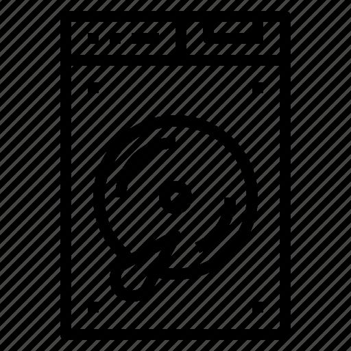 disk, external icon