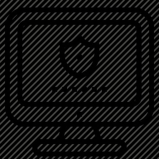 Antivirus, firewall icon - Download on Iconfinder