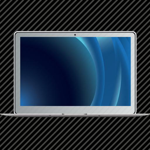 apple, computer, device, laptop, mac, macbook, monitor, screen icon