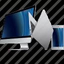 apple, computer, desktop, device, information, laptop, mac, macbook, monitor, screen, smartphone, technology, telephone