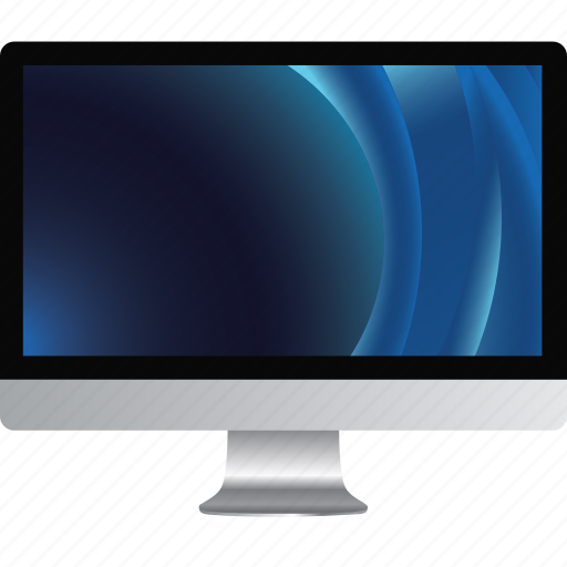 computer, desktop, information, internet, laptop, network, screen, technology icon