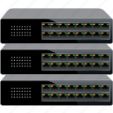 network, hub, computing, connection, storage, hosting, server, switch, internet, router, array, modem, rack