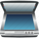 computer, copy, copydoc, device, digital, electronic, image, information, mobile, paper, photo, scan, scanner icon