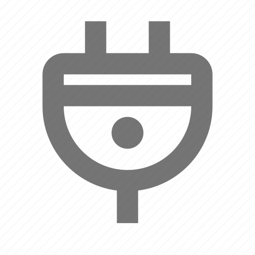 Plug, computers, connect, electric, network, power, socket icon - Download on Iconfinder