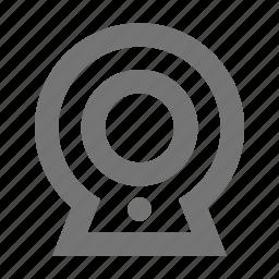 camera, webcam icon