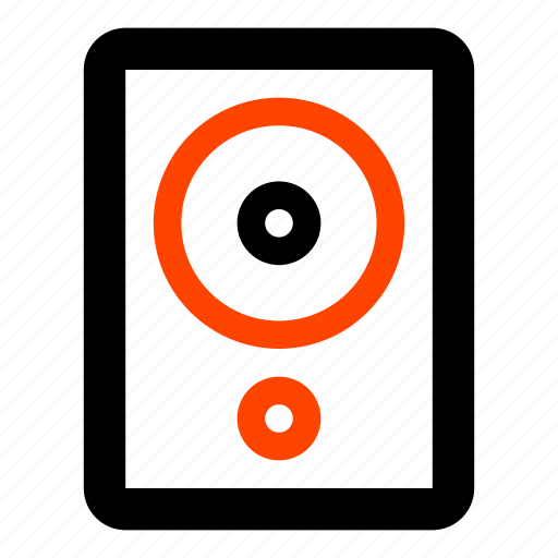 audio, bass, music, output, peripherals, sound, speaker icon