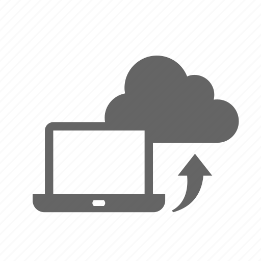 Cloud, computer, upload icon - Download on Iconfinder