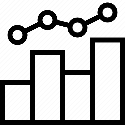 chart, data, report, stat, statistics icon