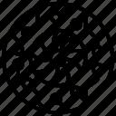 autonetics, cybernetic eye, cybernetics, cybernetics logo, cybernetics symbol icon