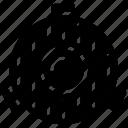 archaeology logo, archaeology symbol, artifacts, biofact, ecofacts icon