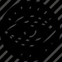 eye monitoring, monitoring, observation, observation logo, observation symbol icon