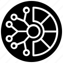 data intelligence, data technology, technical data, technical data logo, technical data symbol icon