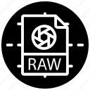 data document, information, raw data, raw data logo, underprocess data icon