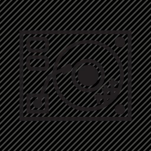 Concert, disc, dj, jockey, music icon - Download on Iconfinder