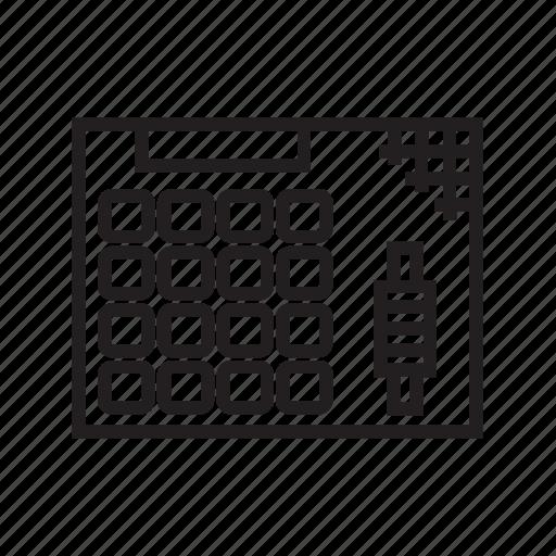 Concert, drum, drumpad, dubstep, music icon - Download on Iconfinder