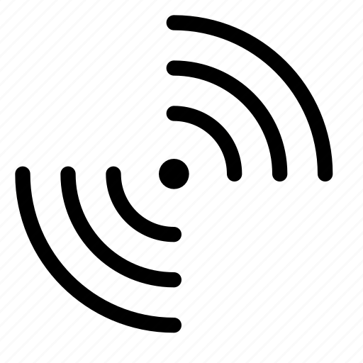 beacon, bluetooth, cellular, network, signal, wifi, wireless icon