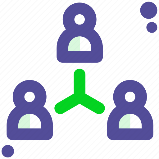 Network, people, shared icon - Download on Iconfinder