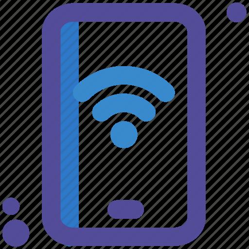 conection, devise, smartphone, wi-fi, wifi, wireless icon