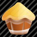 chocolate, cupcake, food, fruit, party, vanilla