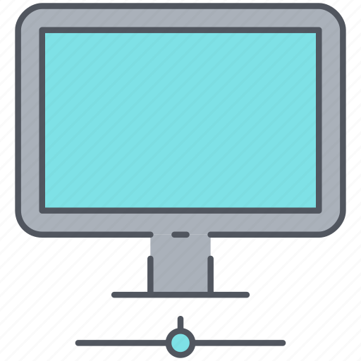 computer, internet, link, network, public, technology, web icon