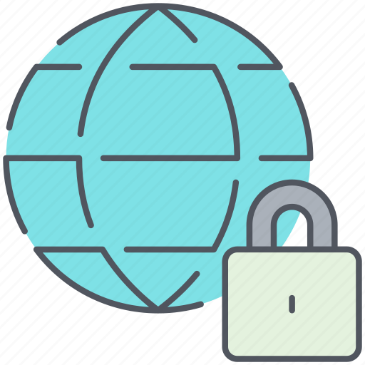 global, international, internet, network, web icon