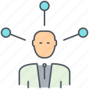 user, network, person, account, avatar, public, technology
