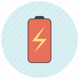 battery, charge, energy, ion, lithium, power, rechargeable icon