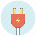 charge, charging, electric, energy, plug, power, socket icon