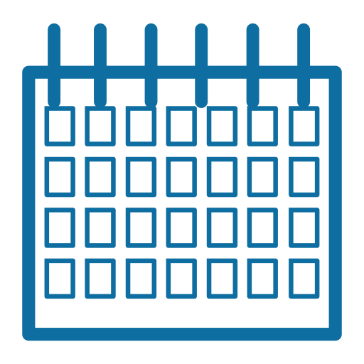 calendar, date, day, event, marking, month, schedule icon