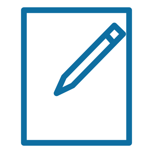 data, document, paper, pen, pencil, text, write icon