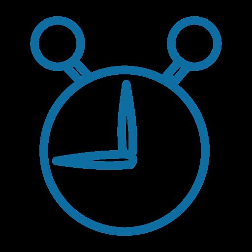alarm, alert, clock, plan, schedule, timer, watch icon