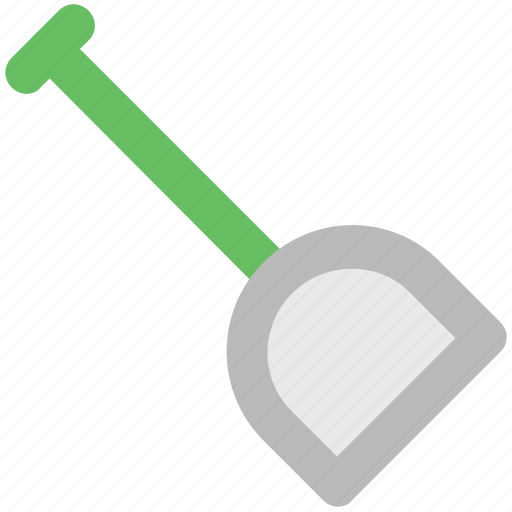 Construction tool, gardening tool, gardening tools, hand tool, rake, shovel, spade icon - Download on Iconfinder