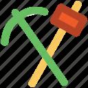 ax, axe, chopping, cutting, gardening tool, working tool