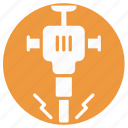 auger, drilling, gimlet machine, gimlet tool, hand gimlet, hand gimlet tool, hand tool icon