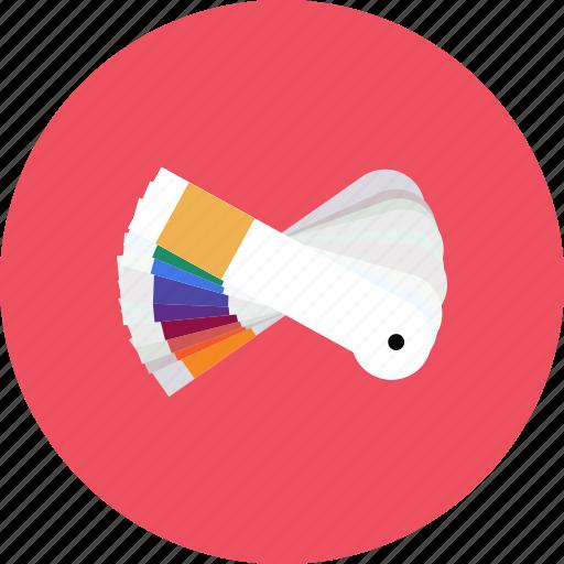 color, colorful, concept, construction, design, paper, picker icon