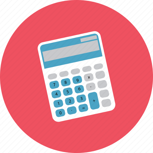 calculator, construction, count, math, technology, tool, work icon