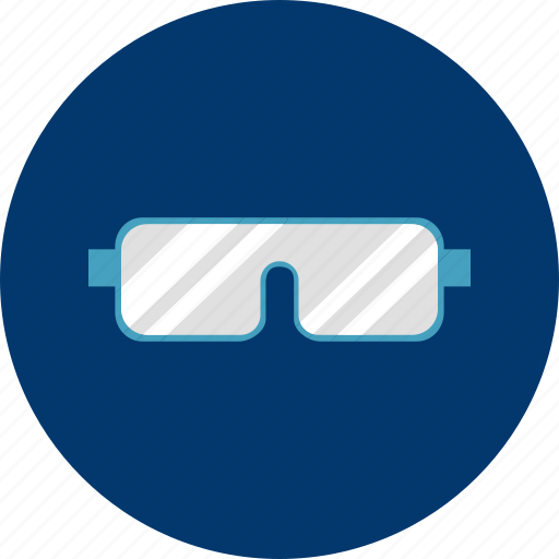 construction, equipment, glasses, industry, safety, tool, work icon