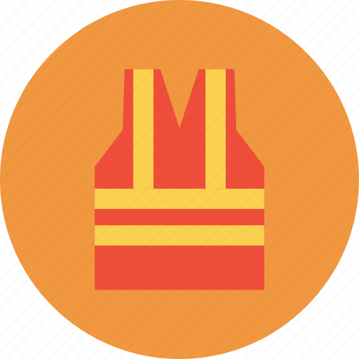 cloth, construction, equipment, industry, safety, tool, work icon