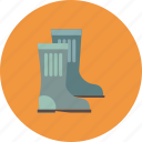 boot, construction, equipment, industry, safety, shoes, tool icon