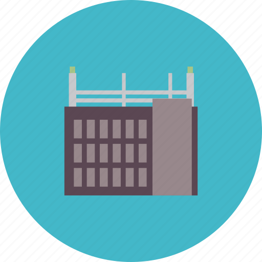 building, construction, floor, frame, industry, level, office icon