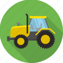 building, construction machinery, heavy machinery, machine, machinery, truck, work icon