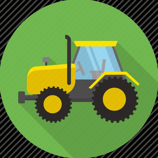 building, construction machinery, heavy machinery, machine, machinery, truck, work icon