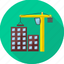 architect, building, construction, design, plan, work icon